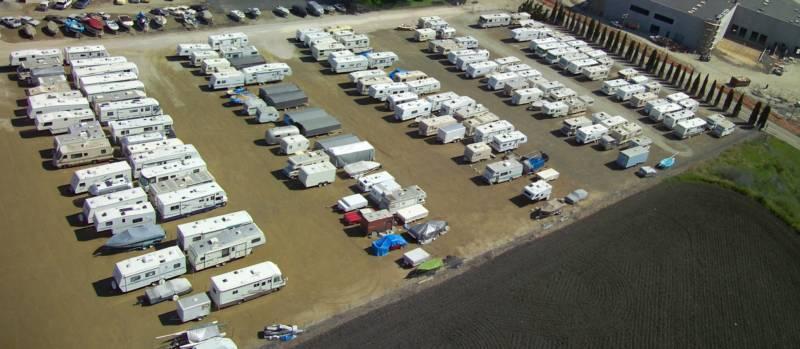 Charmant Weipertu0027s RV Storage | San Luis Obispo CA 93401